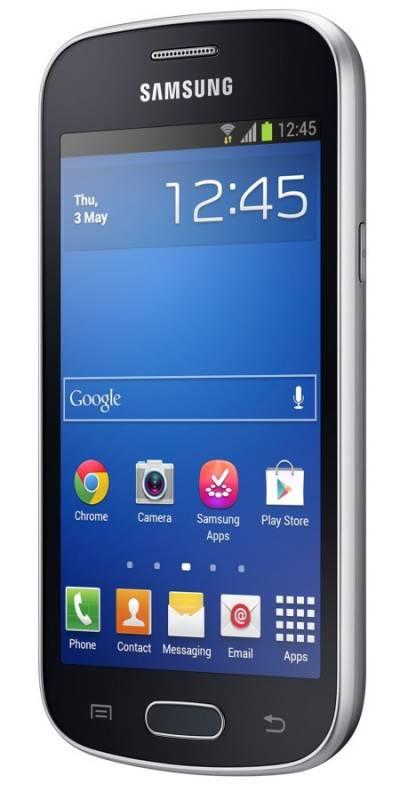 Смартфон Samsung Galaxy Trend GT-S7392 4ГБ черный - фото 4