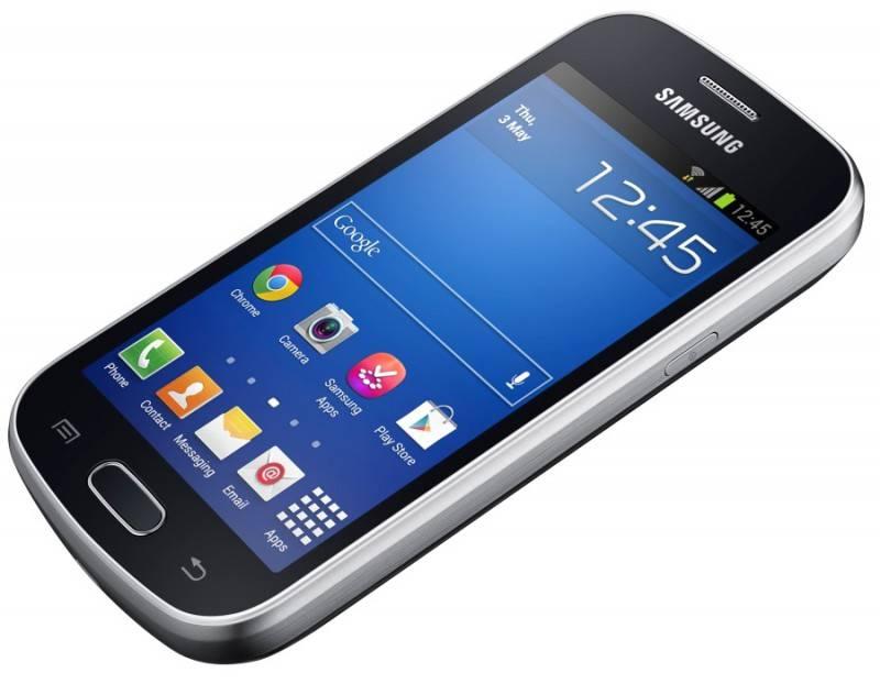 Смартфон Samsung Galaxy Trend GT-S7392 4ГБ черный - фото 5