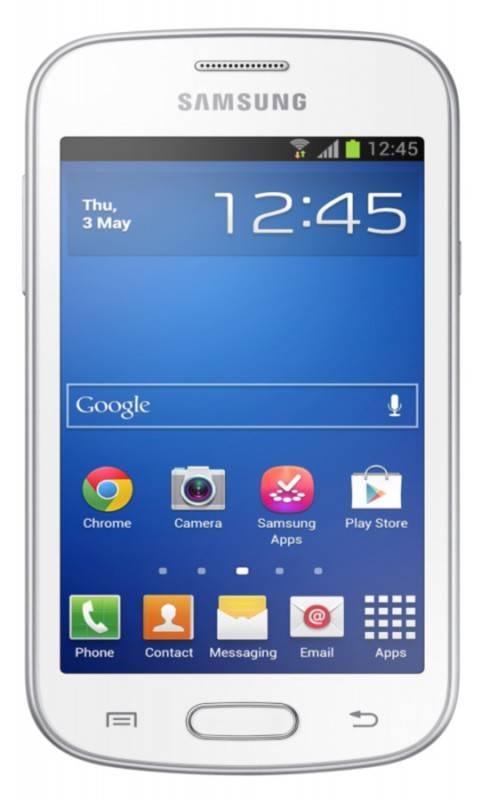 Смартфон Samsung Galaxy Trend GT-S7392 4ГБ белый - фото 1