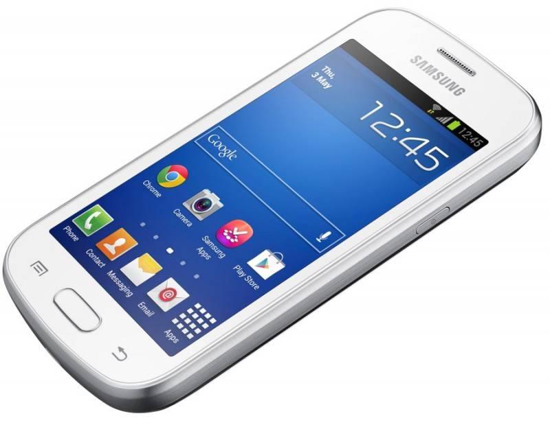 Смартфон Samsung Galaxy Trend GT-S7392 4ГБ белый - фото 5