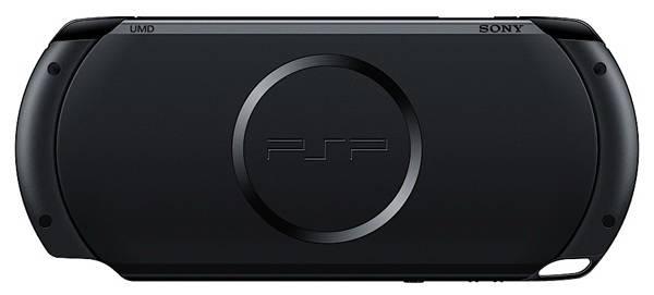 Игровая консоль Sony PlayStation Portable E-1008 черный - фото 2