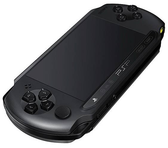 Игровая консоль Sony PlayStation Portable E-1008 черный - фото 3