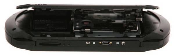 Игровая консоль Sony PlayStation Portable E-1008 черный - фото 4