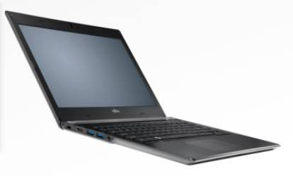 "Ноутбук 13.3"" Fujitsu LifeBook UH552 серебристый - фото 3"