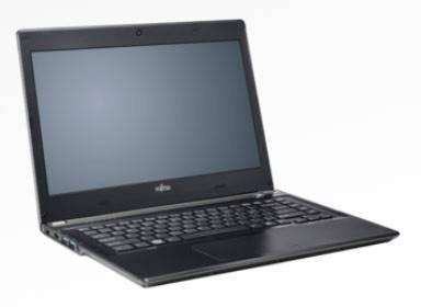 "Ноутбук 13.3"" Fujitsu LifeBook UH552 серебристый - фото 5"