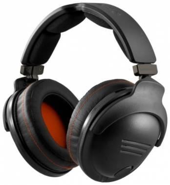Наушники с микрофоном Steelseries 9H черный