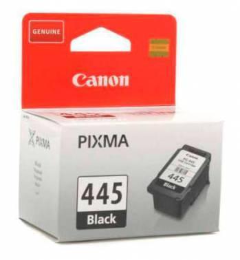 Картридж струйный Canon PG-445 8283B001 черный