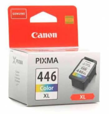 Картридж струйный Canon CL-446XL 8284B001 многоцветный