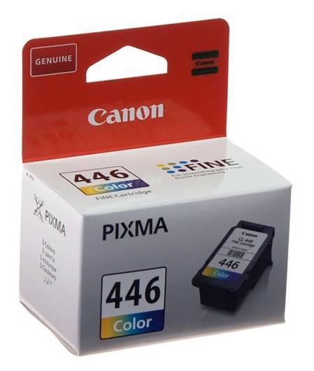 Картридж Canon CL-446 многоцветный (8285B001) - фото 1