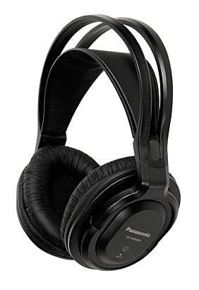 Наушники Panasonic RP-WF830E-K черный - фото 1