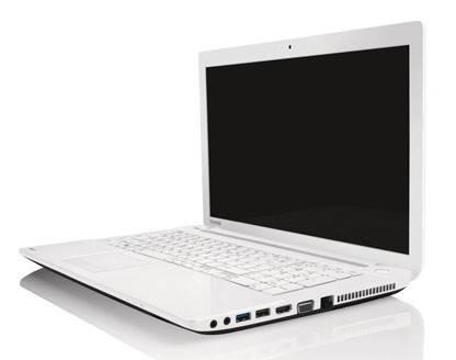"Ноутбук 17.3"" Toshiba C70-A-M3W белый - фото 2"