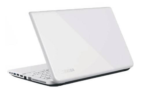 "Ноутбук 17.3"" Toshiba C70-A-M3W белый - фото 3"