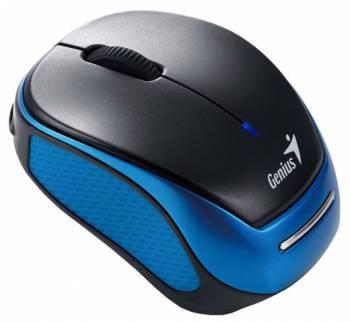 Мышь Genius Micro Traveler 9000R синий / черный