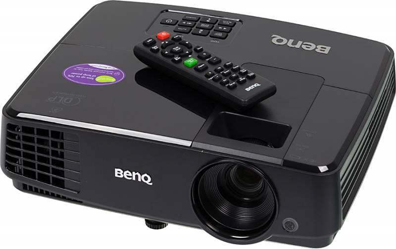 Проектор Benq MS504 черный - фото 1