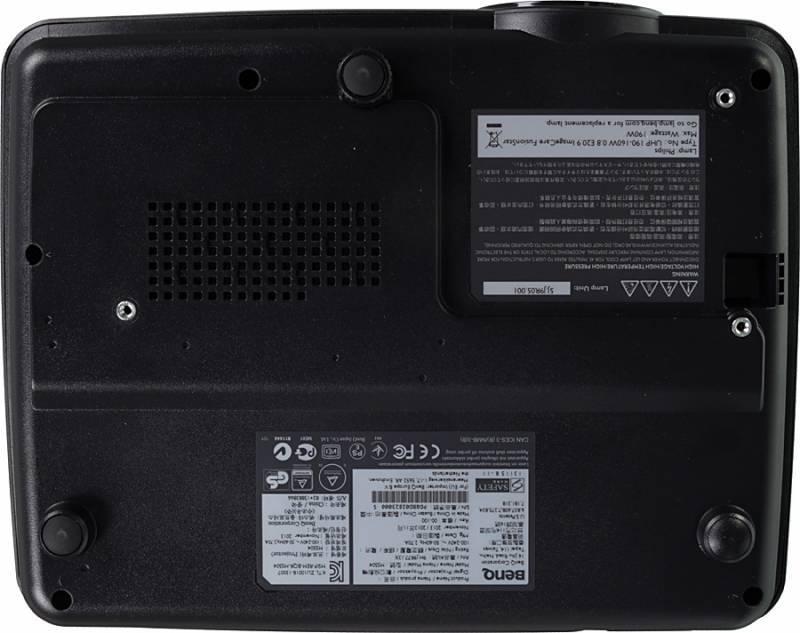 Проектор Benq MS504 черный - фото 2