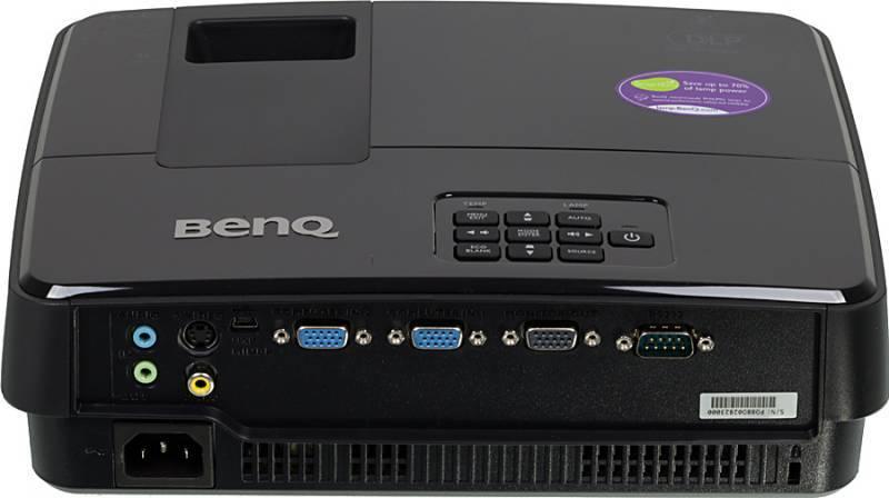 Проектор Benq MS504 черный - фото 3
