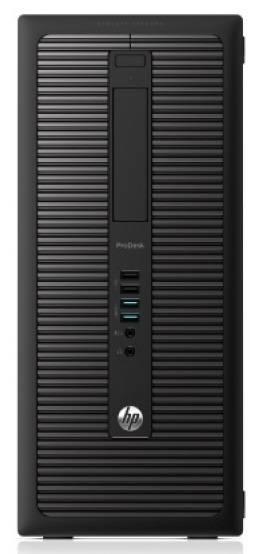 Системный блок HP ProDesk 600 G1 черный - фото 2
