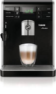 Кофемашина Saeco Moltio HD8768/09 черный - фото 2