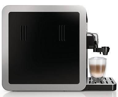 Кофемашина Saeco Moltio HD8768/09 черный - фото 4