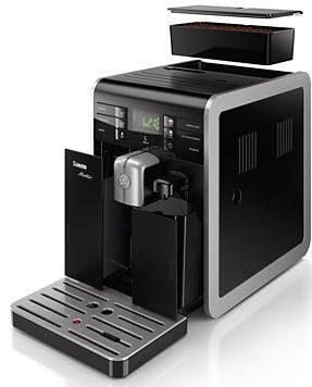 Кофемашина Saeco HD8769/09 черный - фото 4