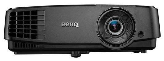 Проектор Benq MX522P черный - фото 1