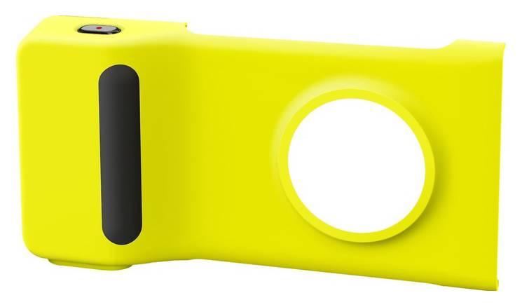 Чехол Nokia PD-95G желт. - фото 1