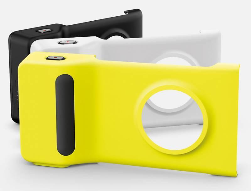 Чехол Nokia PD-95G желт. - фото 3