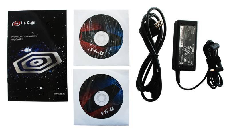 """Ноутбук 15.6"""" IRU Patriot 528 черный - фото 11"""