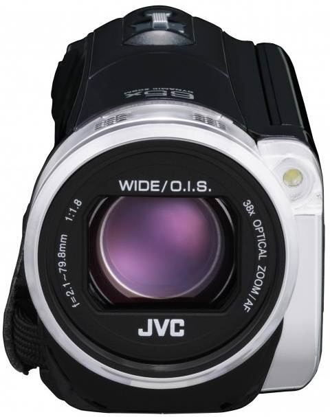 Видеокамера JVC GZ-E509 черный - фото 6