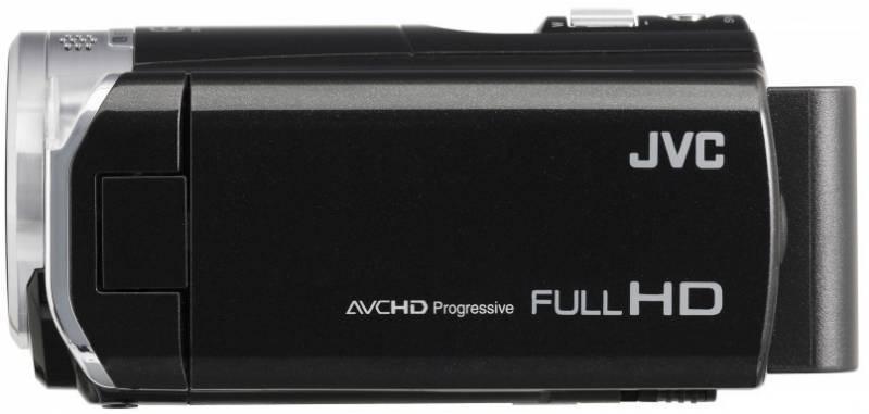Видеокамера JVC GZ-E509 черный - фото 3