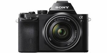 Фотоаппарат Sony Alpha A7 (ILCE-7K) черный, 1 объектив FE 28-70mm f / 3.5-5.6 OSS