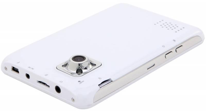 "GPS-навигатор Prestigio GeoVision 5800BTHDDVR 5"" белый - фото 5"