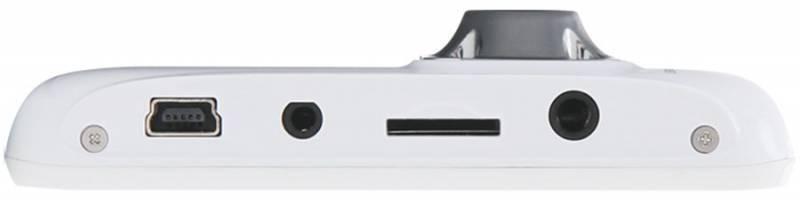 "GPS-навигатор Prestigio GeoVision 5800BTHDDVR 5"" белый - фото 6"