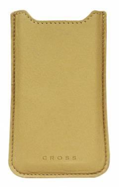 Футляр для смартфона Cross Century Classic AC018135-3 песочный натур.кожа
