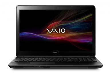 """Ноутбук 15.5"""" Sony SVF1521P1R/B черный - фото 1"""