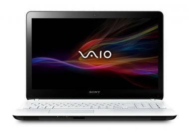 """Ноутбук 15.5"""" Sony SVF1521L2R/W белый - фото 1"""