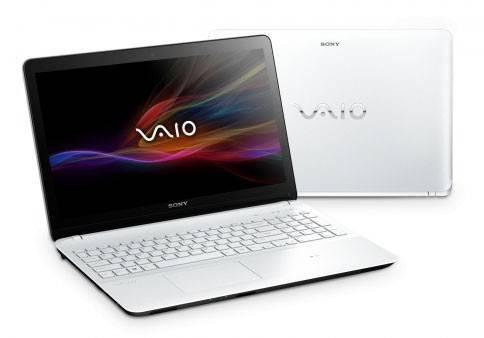 """Ноутбук 15.5"""" Sony SVF1521L2R/W белый - фото 2"""