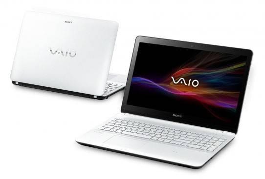 """Ноутбук 15.5"""" Sony SVF1521L2R/W белый - фото 4"""