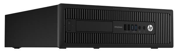 Системный блок HP EliteDesk 800 G1 SFF черный - фото 3