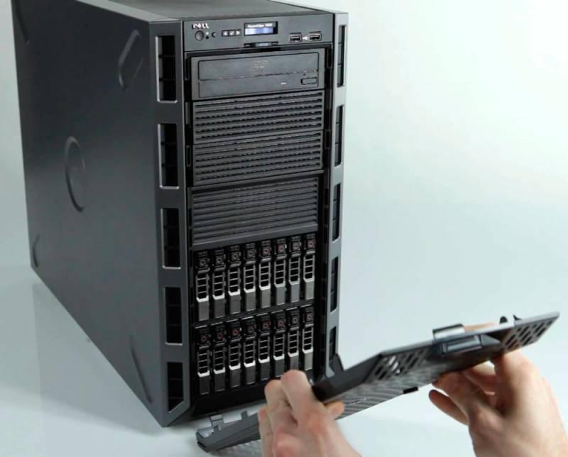 Сервер Dell PowerEdge T420 - фото 8
