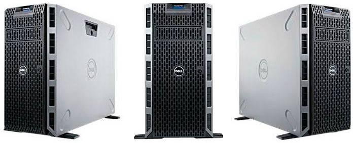 Сервер Dell PowerEdge T420 - фото 1