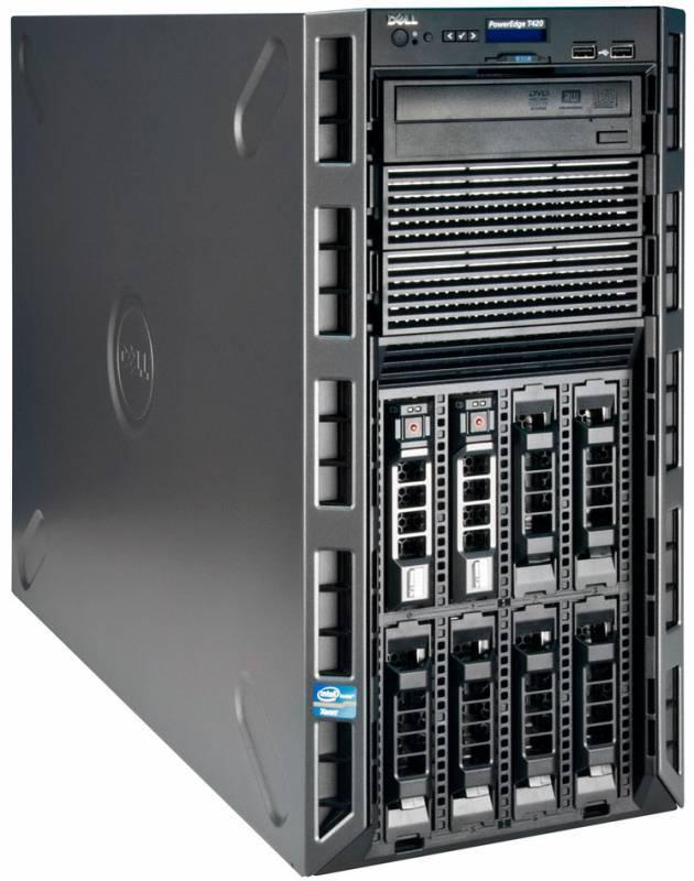 Сервер Dell PowerEdge T420 - фото 4