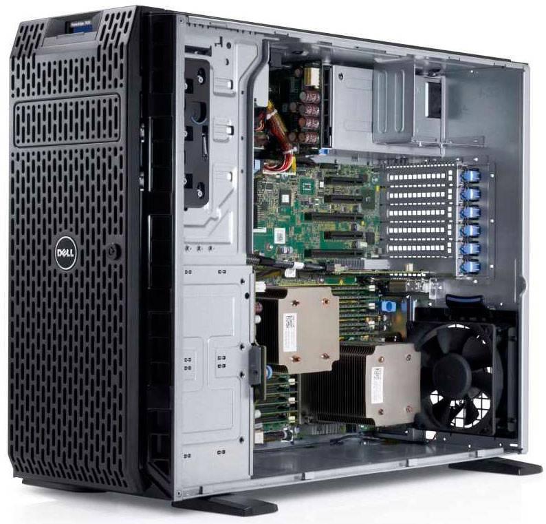 Сервер Dell PowerEdge T420 - фото 5