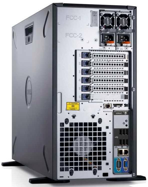 Сервер Dell PowerEdge T420 - фото 7