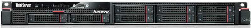 Сервер Lenovo ThinkServer RD540 - фото 2