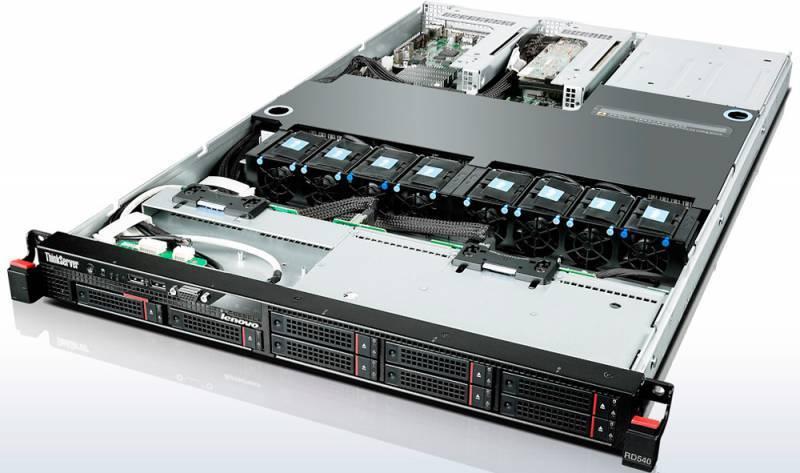 Сервер Lenovo ThinkServer RD540 - фото 4