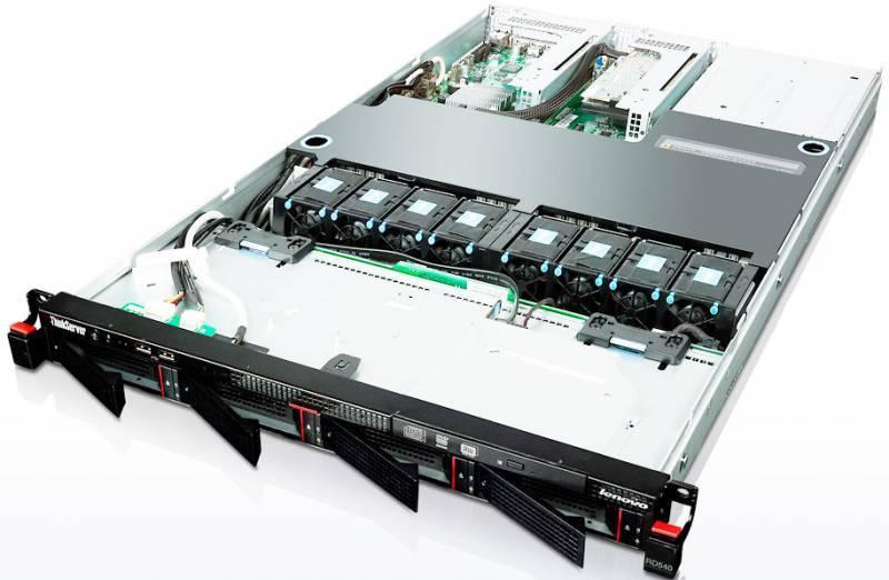 Сервер Lenovo ThinkServer RD540 - фото 7