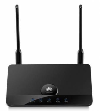 Беспроводной маршрутизатор Huawei WS330 черный