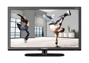 """Телевизор LED 18.5"""" Hyundai H-LED19V20 черный - фото 1"""
