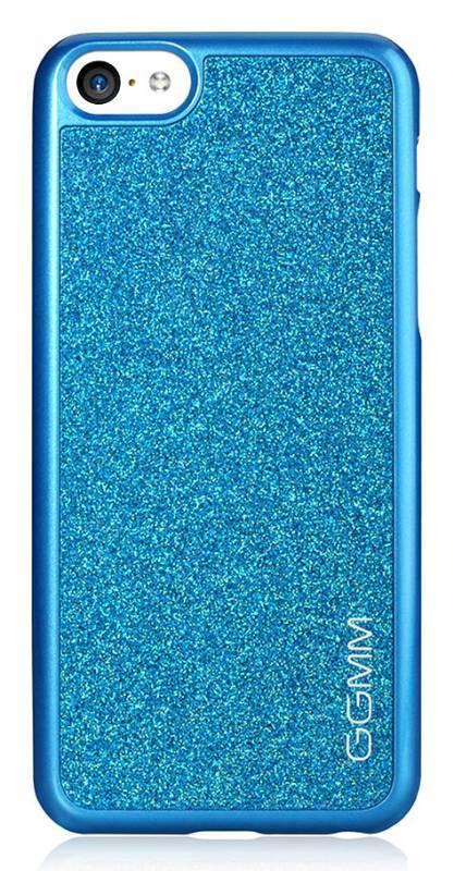 Чехол GGMM Sparkle-5C, для Apple iPhone 5c, синий (ipc00405) - фото 1